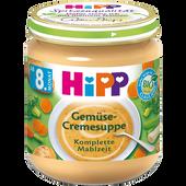 Bild: HiPP Gemüse-Cremesuppe