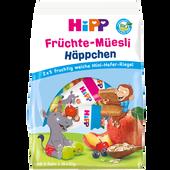 Bild: HiPP Früchte-Müsli Häppchen Mini-Hafer-Riegel
