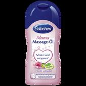 Bild: Bübchen Mama Massage-Öl