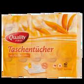 Bild: QUALITY first Taschentücher Aloe Vera 30x10 Stück