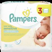 Bild: Pampers Feuchttücher New Baby