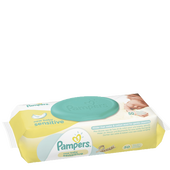 Bild: Pampers Feuchttücher New Baby Sensitive