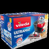Bild: vileda Ultramat Turbo Set