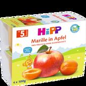 Bild: HiPP Marille in Apfel