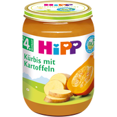 Bild: HiPP Gemüse Kürbis Kartoffeln