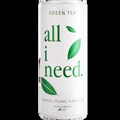 Bild: all i need Green Tea