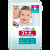 Bild: BABYWELL Premium-Windeln Midi Gr. 3