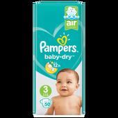 Bild: Pampers Baby-Dry Gr. 3 (6-10kg) Value Pack