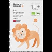 Bild: löwenzahn organics Bio Folgemilch 10+