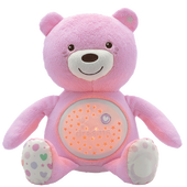 Bild: Chicco Baby Bär Einschlafhilfe rosa
