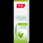 Bild: Aok Sofort Effekt Augencreme mit Weissem Tee