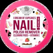 Bild: COCOLABELLE I Dream Of Cupcakes Nagellackentferner Pads