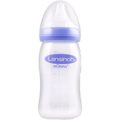 Bild: Lansinoh Lansinoh Weithalsflasche Natural Wave