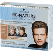 Bild: Schwarzkopf RE-NATURE Re-Pigmentierung for Men medium