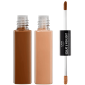 Bild: NYX Professional Make-up Sculpt & Highlight Face Duo cinnamon/peach