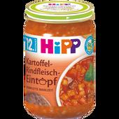 Bild: HiPP Kartoffel-Rindfleisch Eintopf