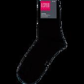 Bild: B.STYLED Woman Baumwoll Socken schwarz