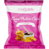 Bild: GYMQUEEN Queen Protein Chips Tasty BBQ
