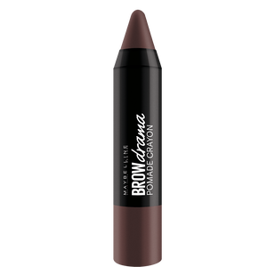 Bild: MAYBELLINE Brow Drama Pomade Augenbrauenstift dark brown