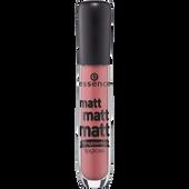 Bild: essence Matt Matt Matt Lipgloss 02 beauty-approved!