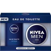 Bild: NIVEA MEN Set EDT + Creme