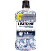 Bild: LISTERINE Mundspülung Advanced White Limited Edition