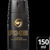 Bild: AXE Gold Temptation Bodyspray