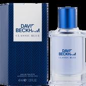 Bild: David Beckham Classic Blue EDT 40ml