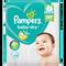 Bild: Pampers Baby-Dry Gr. 4+ (10-15kg) Probierpack