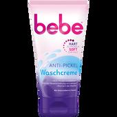 Bild: bebe Young Care Anti-Pickel Waschcreme