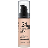 Bild: Catrice 24H Made To Stay Make Up 005 ivory beige
