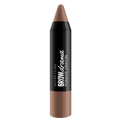 Bild: MAYBELLINE Brow Drama Pomade Augenbrauenstift medium brown