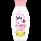 Bild: bebe Young Care Bodylotion express