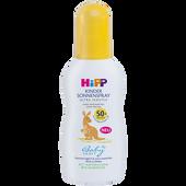 Bild: HiPP Babysanft Kindersonnenspray Ultra-Sensitiv LSF 50+