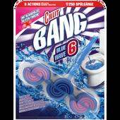 Bild: CILLIT BANG Blue Wave Wc Blauspüler Blüten Frische