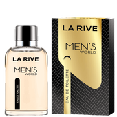 Bild: LA RIVE Men's World EDT