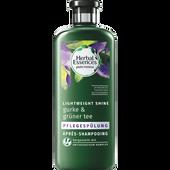 Bild: Herbal essences Pflegespülung Lightweight  Shine Gurke & Grüner Tee