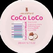 Bild: lee stafford Coco Loco Coconut Mask