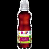 Bild: HiPP Rote Früchte mit stillem Mineralwasser