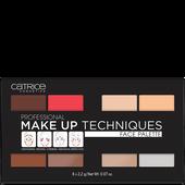 Bild: Catrice Professional Make Up Techniques Face Palette
