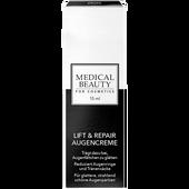 Bild: MEDICAL BEAUTY for Cosmetics Lift & Repair Augencreme