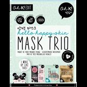 Bild: Oh K! Hello Happy Skin Mask Trio