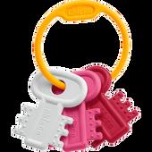 Bild: Chicco Schlüsselbeißring rosa