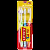Bild: Colgate Extra Clean Soft Zahnbürste 2+1