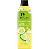 Bild: today Bodylotion Spray Summer Fresh