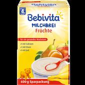 Bild: Bebivita Milchbrei Früchte