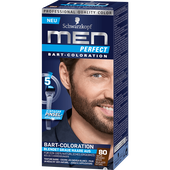 Bild: Schwarzkopf MEN PERFECT Bart-Coloration natur schwarz-braun