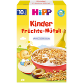 Bild: HiPP Kinder Früchte-Müesli