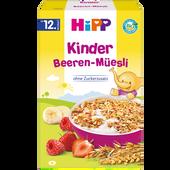 Bild: HiPP Kinder Beeren Müsli