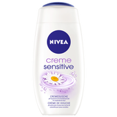 Bild: NIVEA creme sensitive Cremedusche
